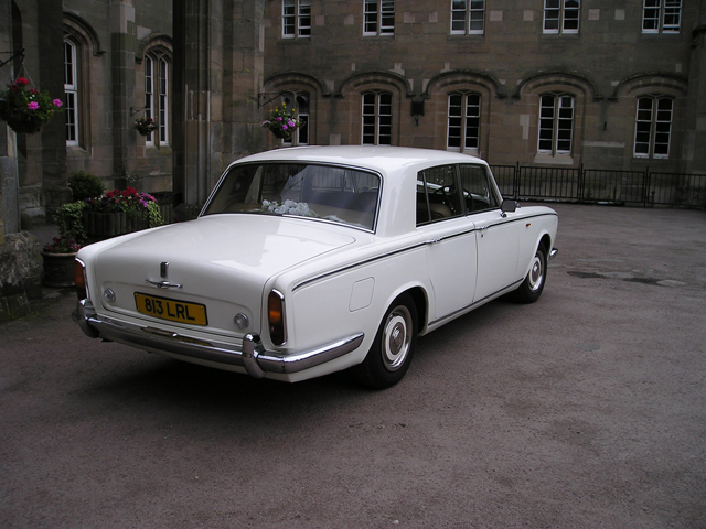 Exclusive Wedding Car Hire